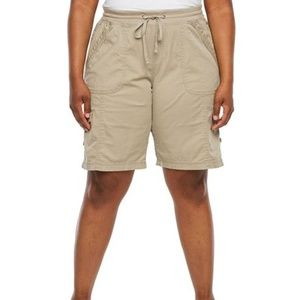 NEW union bay supplies utility shorts size 20W